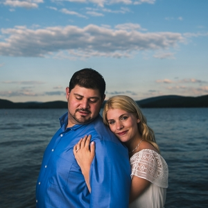 Susan and Robert's Old Forge Engagement.