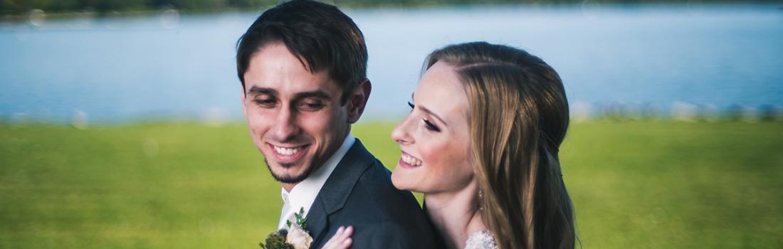 Julie and Matt's Emerson Park Pavilion Wedding.