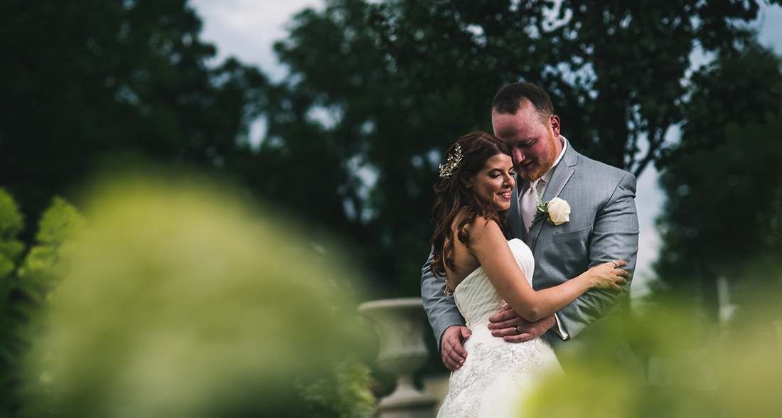 Ashley and Patrick's Villa Venezia Wedding.