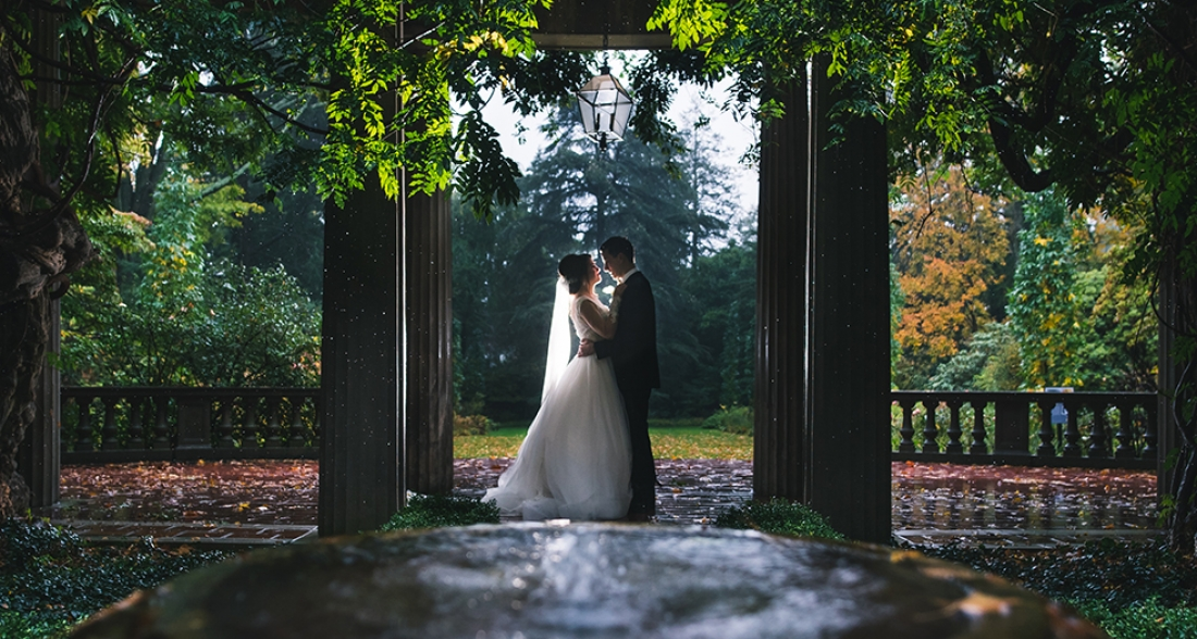 Christina and Marc's Westmount Country Club Wedding.
