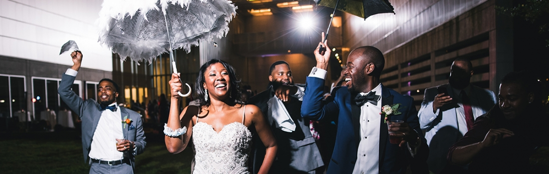 Tiffany and Steve's Capitol Park Museum Wedding Had To Be Baton Rouge's Party of the Year.