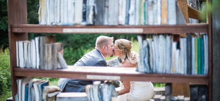 A Stone Quarry Hill Art Park Wedding | Syracuse Wedding Photographer