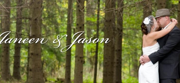 Janeen and Jason / Wedding Album